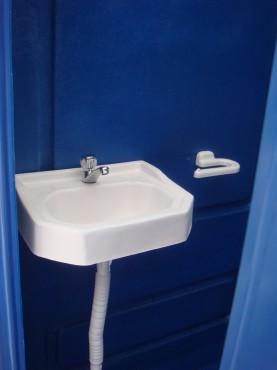 Prezentare produs Toalete ecologice NEW DESIGN COMPOSITE - Poza 5