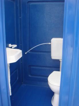 Prezentare produs Toalete ecologice NEW DESIGN COMPOSITE - Poza 6