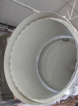 Prezentare produs Sedimentatoare si scruberre NEW DESIGN COMPOSITE - Poza 4