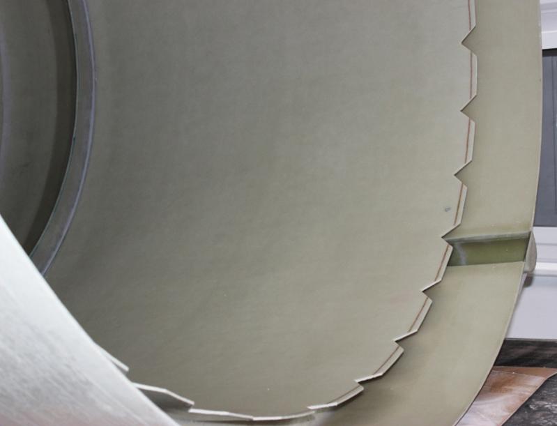 Sedimentatoare si scruberre NEW DESIGN COMPOSITE - Poza 5