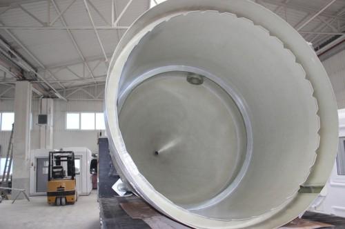Prezentare produs Sedimentatoare si scruberre NEW DESIGN COMPOSITE - Poza 6