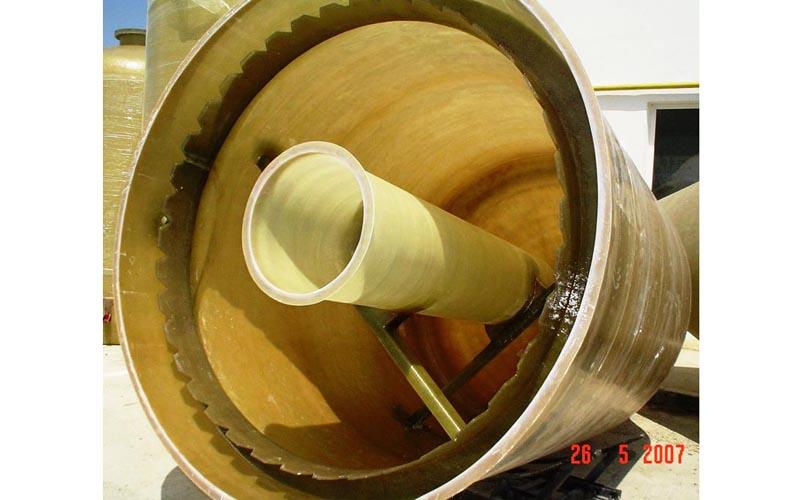 Sedimentatoare si scruberre NEW DESIGN COMPOSITE - Poza 12