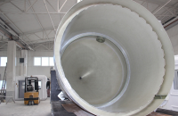 Sedimentatoare si scrubere NEW DESIGN COMPOSITE