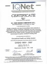 Certificat SRAC-IQNET OHSAS 18001-2007