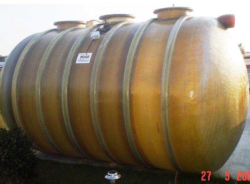 Rezervoare subterane din fibra de sticla NEW DESIGN COMPOSITE - Poza 2