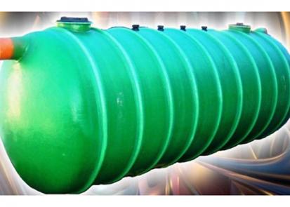 Rezervoare subterane din fibra de sticla NEW DESIGN COMPOSITE