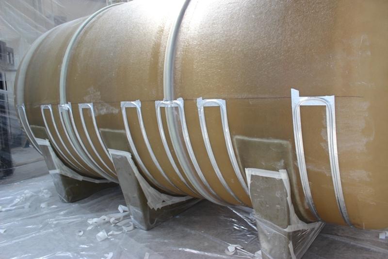 Rezervoare supraterane izolate cu spuma poliuretanica NEW DESIGN COMPOSITE - Poza 1
