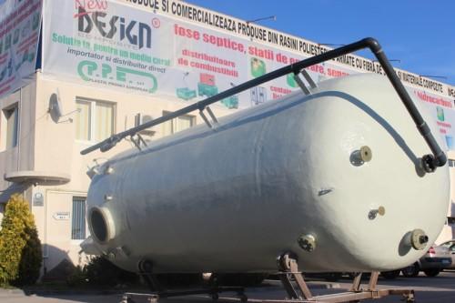 Prezentare produs Rezervoare supraterane izolate cu spuma poliuretanica NEW DESIGN COMPOSITE - Poza 3