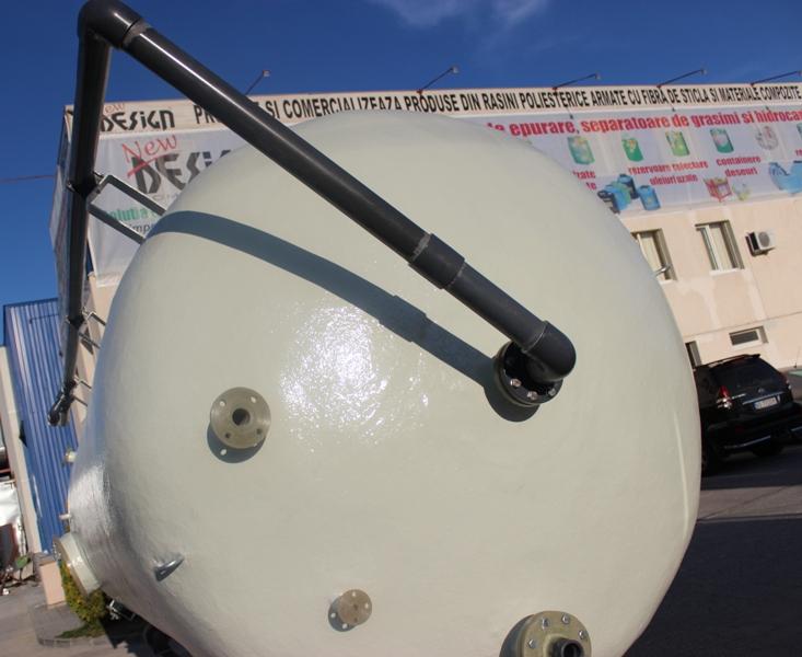 Rezervoare supraterane izolate cu spuma poliuretanica NEW DESIGN COMPOSITE - Poza 4