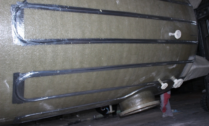 Rezervoare supraterane izolate cu spuma poliuretanica NEW DESIGN COMPOSITE - Poza 9