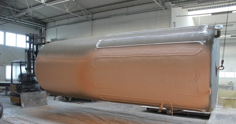 Rezervoare supraterane izolate cu spuma poliuretanica NEW DESIGN COMPOSITE - Poza 11