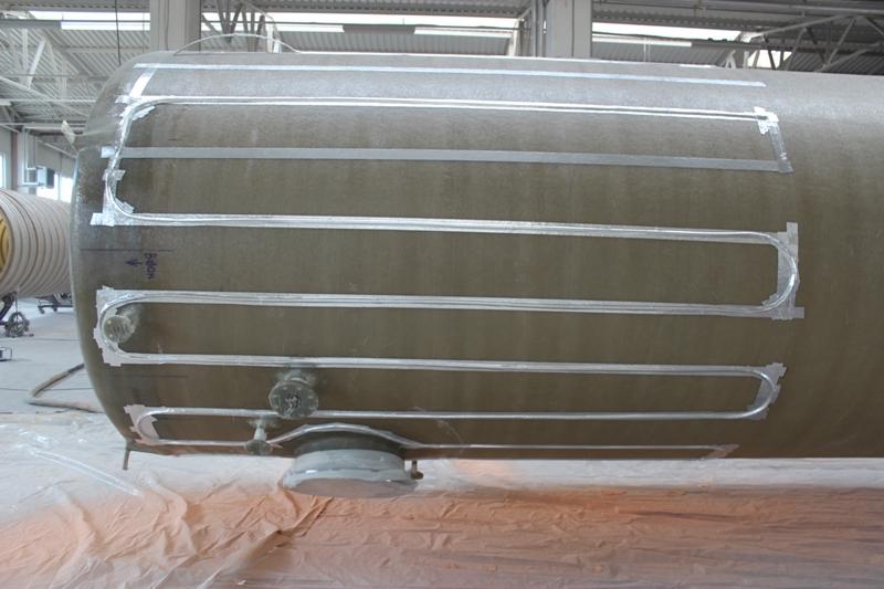 Rezervoare supraterane izolate cu spuma poliuretanica NEW DESIGN COMPOSITE - Poza 13