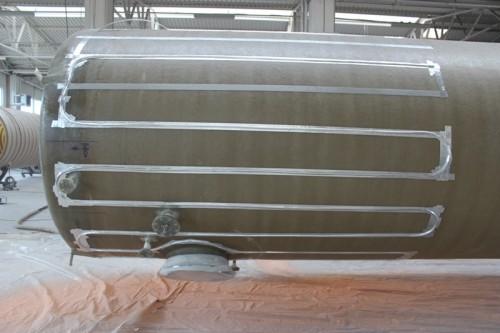 Prezentare produs Rezervoare supraterane izolate cu spuma poliuretanica NEW DESIGN COMPOSITE - Poza 13