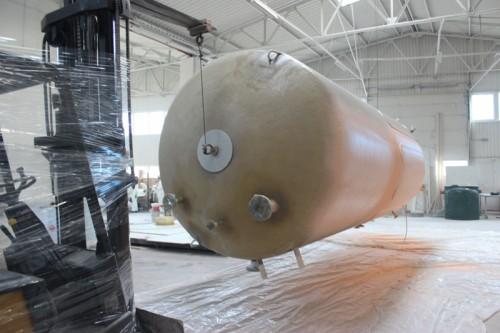 Prezentare produs Rezervoare supraterane izolate cu spuma poliuretanica NEW DESIGN COMPOSITE - Poza 14