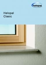 Glafuri din marmura compozita HELOPAL