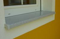 Glafuri de ferestre, interioare si exterioare, din marmura compozita HELOPAL