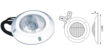Corpuri pentru iluminat subacvatic ALMALUX LIGHTING - Poza 1