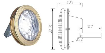 Corpuri pentru iluminat subacvatic ALMALUX LIGHTING - Poza 3