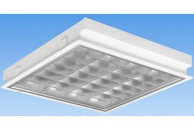 Corpuri de iluminat comercial - plafoniere fluorescente ALMALUX LIGHTING - Poza 7