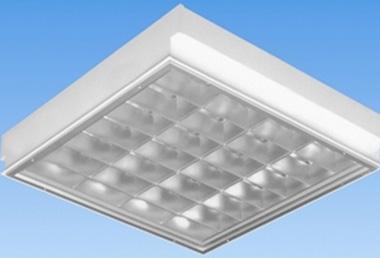 Corpuri de iluminat comercial - plafoniere fluorescente ALMALUX LIGHTING - Poza 8