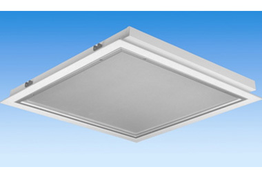 Corpuri de iluminat comercial - plafoniere fluorescente ALMALUX LIGHTING - Poza 9