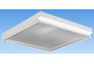 Corpuri de iluminat comercial - plafoniere fluorescente ALMALUX LIGHTING - Poza 11
