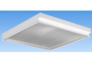 Corpuri de iluminat comercial - plafoniere fluorescente ALMALUX LIGHTING - Poza 12
