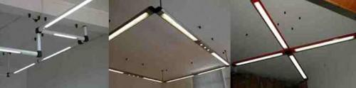 Corpuri de iluminat comercial - plafoniere fluorescente ALMALUX LIGHTING - Poza 15