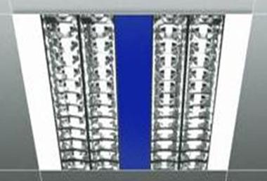 Corpuri de iluminat comercial - plafoniere fluorescente ALMALUX LIGHTING - Poza 16