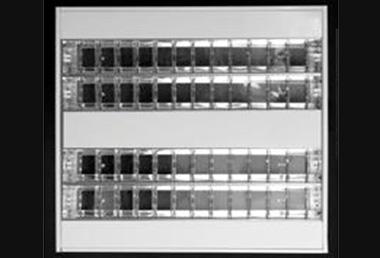Corpuri de iluminat comercial - plafoniere fluorescente ALMALUX LIGHTING - Poza 17