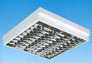 Corpuri de iluminat comercial - plafoniere fluorescente ALMALUX LIGHTING - Poza 25