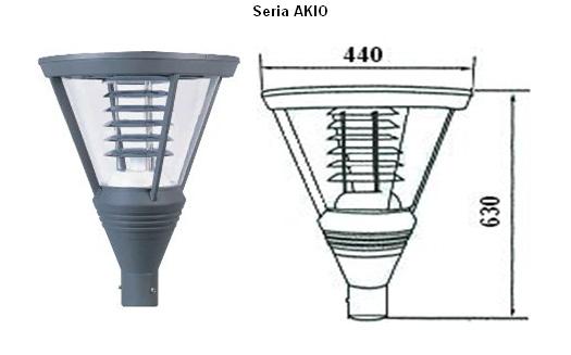 Corpuri de iluminat decorativ ARHIMEDE - Poza 2