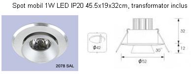 Corpuri pentru iluminat comercial civil ALMALUX LIGHTING - Poza 6