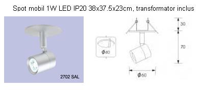 Corpuri pentru iluminat comercial civil ALMALUX LIGHTING - Poza 8