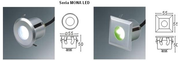 Corpuri pentru iluminat comercial civil ALMALUX LIGHTING - Poza 4