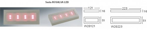 Corpuri pentru iluminat comercial civil ALMALUX LIGHTING - Poza 7