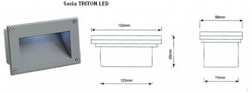 Corpuri pentru iluminat comercial civil ALMALUX LIGHTING - Poza 10
