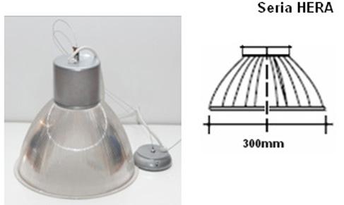 Corpuri de iluminat comercial cu montaj suspendat ALMALUX LIGHTING - Poza 3