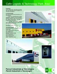 Cefin Logistic&Technology Park, Brasov