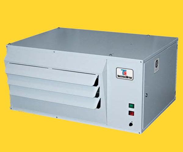 Generatoare de aer cald cu capacitate mica TECNOCLIMA - Poza 8