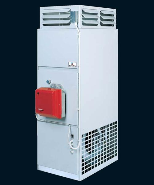 Generatoare de aer cald cu capacitate mare TECNOCLIMA - Poza 3