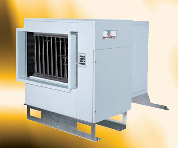 Generatoare de aer cald cu capacitate mare TECNOCLIMA - Poza 4