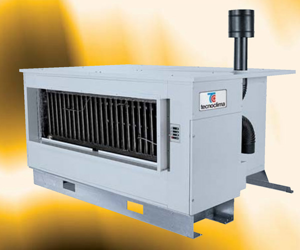 Generatoare de aer cald cu capacitate mare TECNOCLIMA - Poza 5