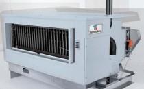 Generatoare de aer cald Generatoare de Capacitate Mica - generatoare de aer cald mobile cu refulare directa sau prin tubulatura, cu arzator pe motorina sau gaze, camera de combustie si schimbator de caldura integral din otel inox AISI 430, ventilatoare elicoidale sau centrifugale, aparatura electrica de comanda, control si siguranta. Generatoare de Capacitate Mare - generatoare de aer cald suspendate functionand pe gaze, cu randament  ridicat, pentru instalare la inteior, cu circuit de combustie etans.
