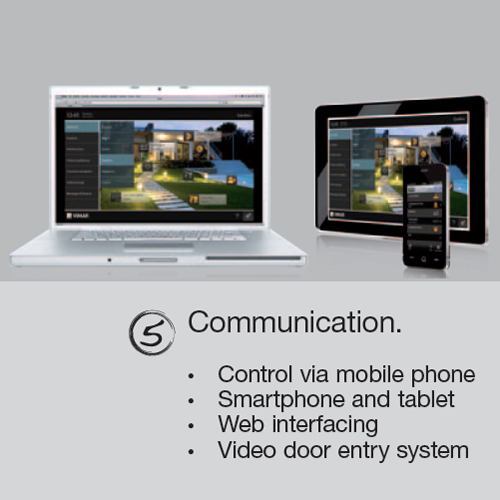 Sisteme de management pentru cladiri - Componente VIMAR - Poza 5