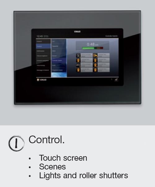 Sisteme de management pentru cladiri - Componente VIMAR - Poza 1