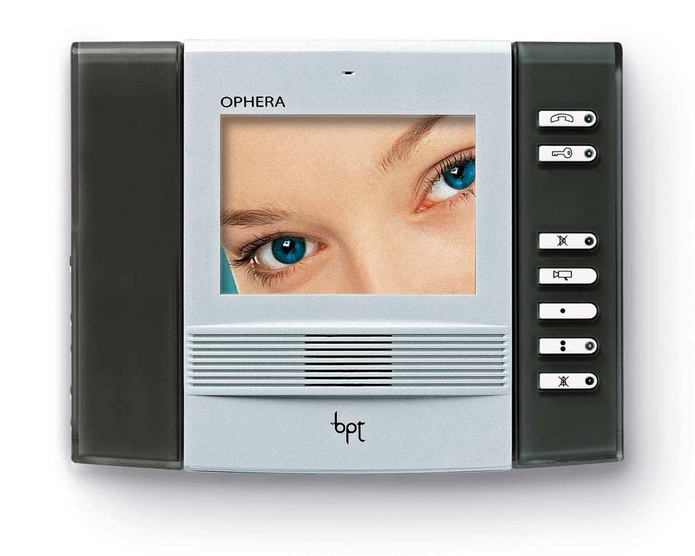 Videointerfon - Ophera Black BPT - Poza 4