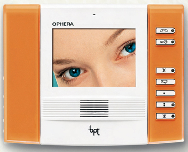 Videointerfon - Ophera Orange BPT - Poza 1