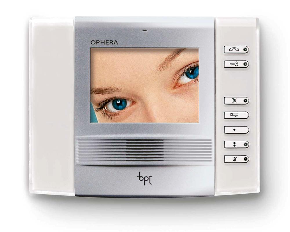 Videointerfon - Ophera White BPT - Poza 3