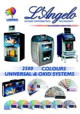 Prezentare sisteme tintometrice (aparate de colorare) LOGGIA